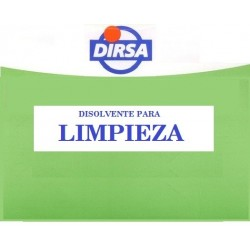 DISOLVENTE LIMPIEZA