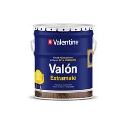 VALON EXTRAMATE COLORES CLAROS Y MEDIOS 4LT