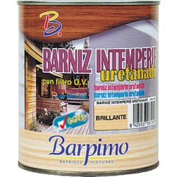 BARNIZ INTEMPERIE